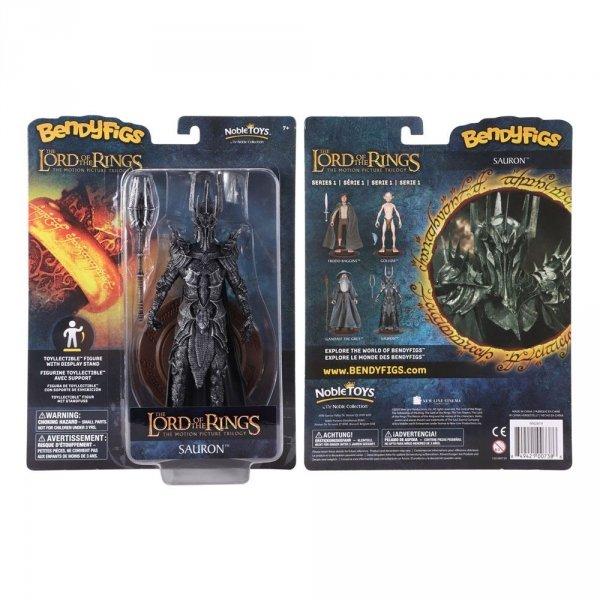 Władca Pierścieni - Figurka Sauron 19 cm Bendyfigs
