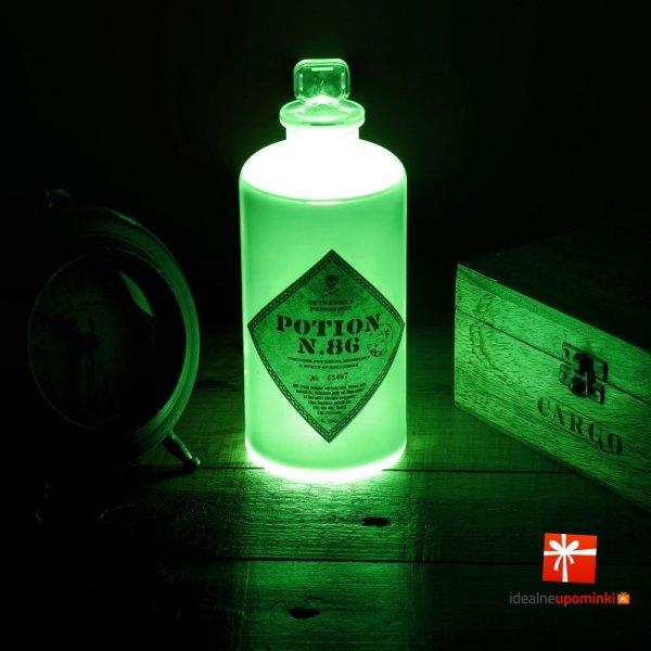 Harry Potter - Lampka Potion Bottle Eliksir 20 cm