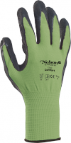 Uniwersalna Rękawice Ogrodnicze - Comfort Limonka