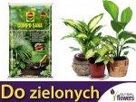 Podłoże COMPO SANA  do roślin zielonych i palm 10L