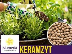 Keramzyt - drenaż, podłoże do roślin 8-16mm 5L