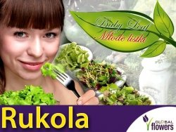 Baby Leaf Rukola (Diplotaxis tenuifolia) 2g