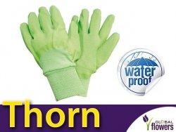 Wodoodporne Rękawice Ogrodnicze - Thom- maksymalna ochrona.