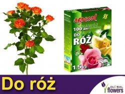 Agrecol Nawóz do róż 100 dni 1,5kg