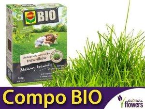 COMPO BIO Ekologiczny nawóz do trawników 1,5 kg
