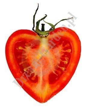 Pomidor w kształcie serca