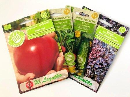jak uprawiać ekologiczne warzywa gdzie kupić nasiona bez GMO