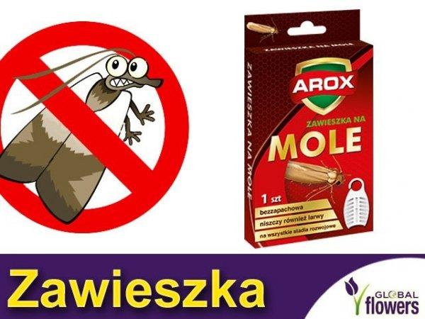 AROX Zawieszka na mole odzieżowe