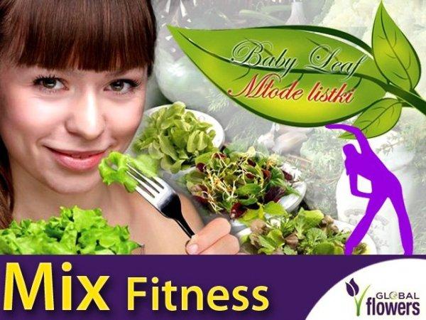 Baby Leaf Mieszanka Fitness