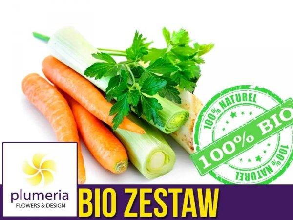 BIO nasiona włoszczyzna ekologiczne z certyfikatem bez GMO