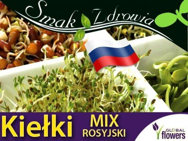 Nasiona na Kiełki - Mieszanka rosyjska 20g
