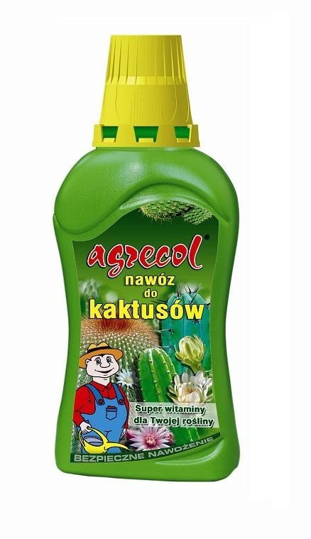 Agrecol Nawóz do kaktusów 0,35L