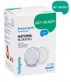 Wkładki laktacyjne Natural Nursing BIAŁE 24 SZT  kod 298 BABYONO