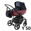wózek REGGIO 2w1 ( gondola+spacerówka ) ADAMEX