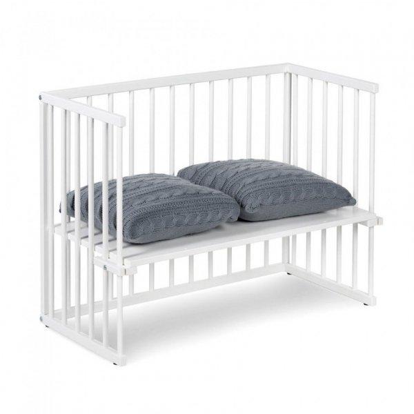 łóżeczko dostawka PICCOLO DUO  KLUPŚ