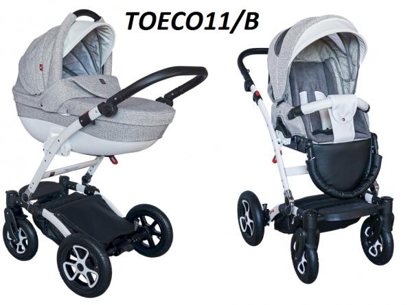 TORERO i TORERO ECO   2017  ( gondola+spacerówka ) TUTEK