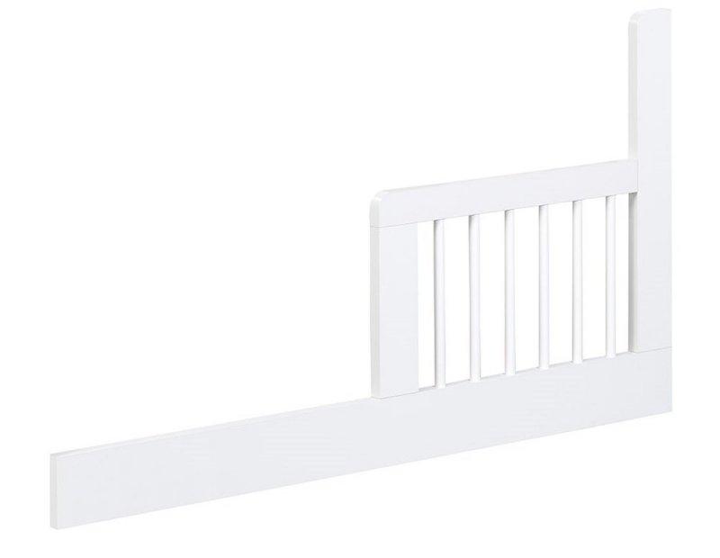 łózeczko Nel Chmurka białe 120x60  firmy KLUPŚ ( opcja szuflada oraz barierka boczna )
