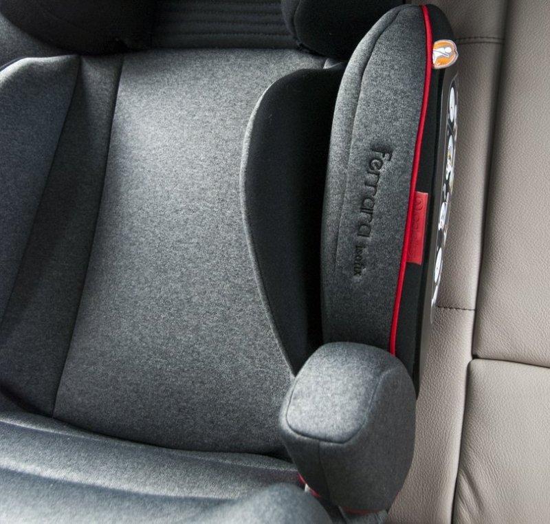 fotelik samochodowy 15-36kg FERRARA ISOFIX COLETTO