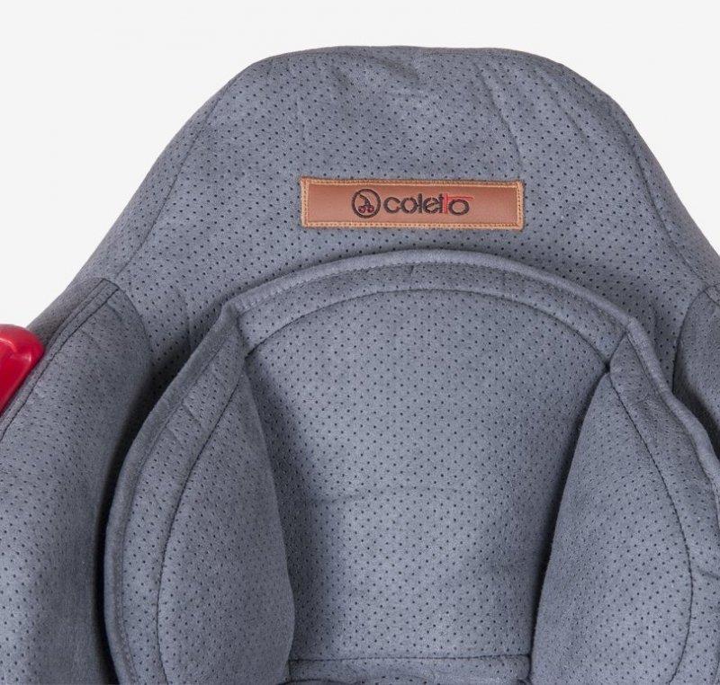 Santino fotelik samochodowy  9-25 kg COLETTO testy !