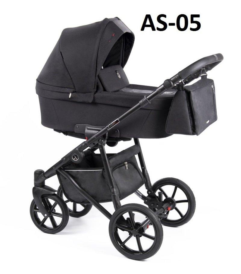 wózek wielofunkcyjny ASTIN  2020 3w1 Coletto MEGAGRATISY