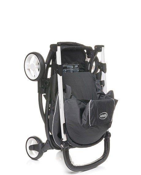 wózek WIELOFUNKCYJNY  ATOMIC 3W1 (gondola+ spacerówka+ fotelik) + dodatki 4 BABY