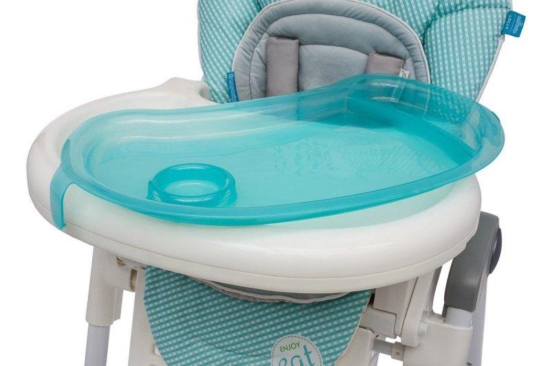 krzesełko do karmienia LOLLY NEW z wkładką bebydesign