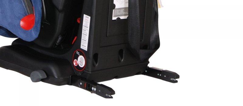 Santino ISOFIX  fotelik samochodowy  9-25 kg COLETTO testy !