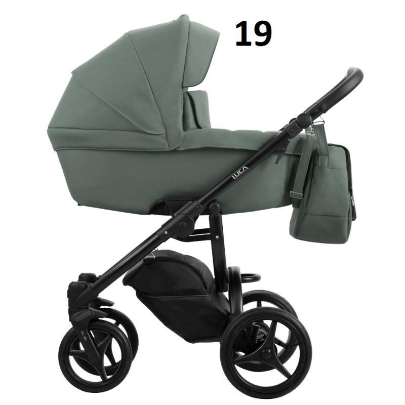 wózek LUCA zestaw 2w1 BEBETTO