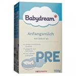 BabyDream Pre mleko początkowe od urodzenia 500g