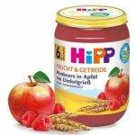 Hipp Bio Musli Zboża Maliny Jabłko Orkisz 6m 190g