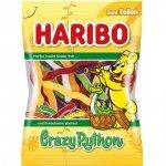 Haribo żelki Crazy Python Węże owocowe z pianką 175g