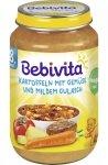 Bebivita Ziemniaki Wołowina Gulasz 8m 220g