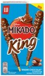 m-din Mikado King Ciasteczkowe Paluszki Z Czekoladą NEW