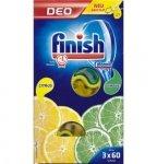 3x Finish Calgonit Zapach Zmywarki Lemon Niemiecki