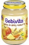 Bebivita Platki Owsiane Jabłko Marchew 190g 6m