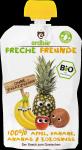 Erdbar Bio Mus Jabłko Banan Ananas Kokos 1r 100g