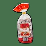Prażone Migdały Skorupka Kakao Cukier Puder 200g
