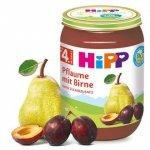 HIPP BIO Deser owocowy Śliwka Gruszka 190g 4m