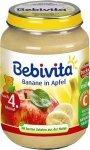 Bebivita deserek Jabłko Banan 190g 4m Witam C