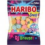 Haribo Żelki DJ Brause w kwaśnej posypce 175g