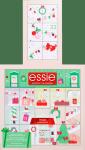 Essie Kalendarz Adwentowy Lakiery Niespodzianki 2020