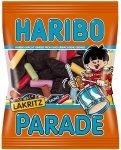 Haribo Żelki o smaku Lukrecji Parade kształtów 200