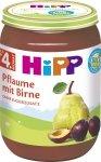 m-din HIPP BIO przecier owocowy Śliwka Gruszka 190g 4m
