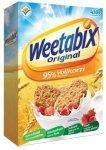 Weetabix Original Ciasteczka Do Mleka Płatki Dieta