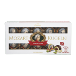Chateau Kule Mozart Marcepan Pistacje Migdał 200g