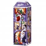 Milka 3D wieża Domek  Kalendarz Adwentowy Mikołajki Święta