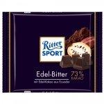 Ritter Sport Edel Bitter 73% Gorzka Czekolada 100g