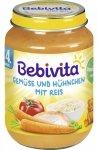 Bebivita Kurczak Marchewka Pomidory 4m 190g