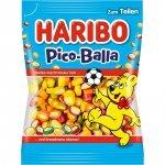 Haribo Pico Balla żelki owocowe kolorowe rurki z pianką 175g