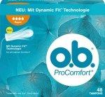 m-din OB Pro Comfot Super 48 szt Tampony Niemieckie